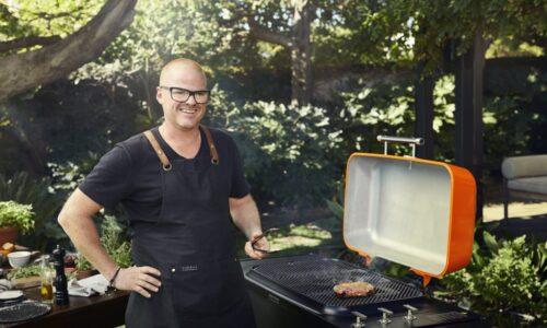 Heston Blumenthal Everdure BBQ